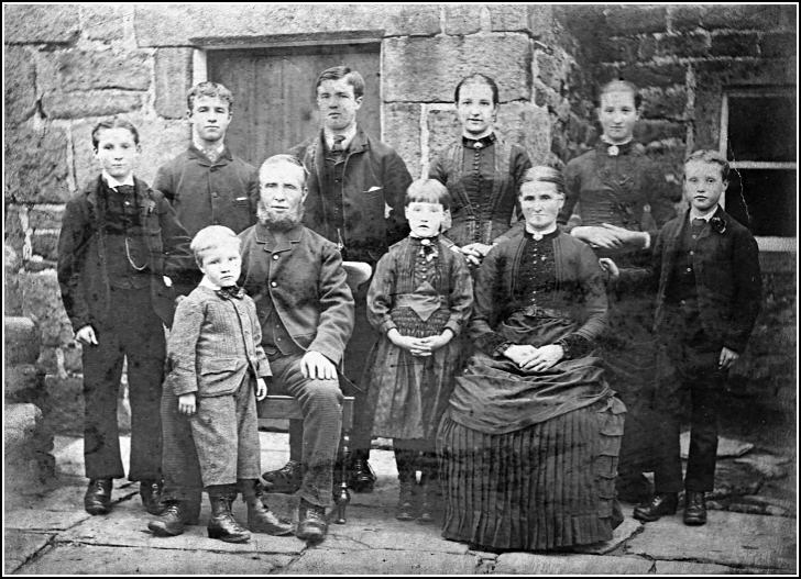 William Hargreaves and family, click to see a large version.