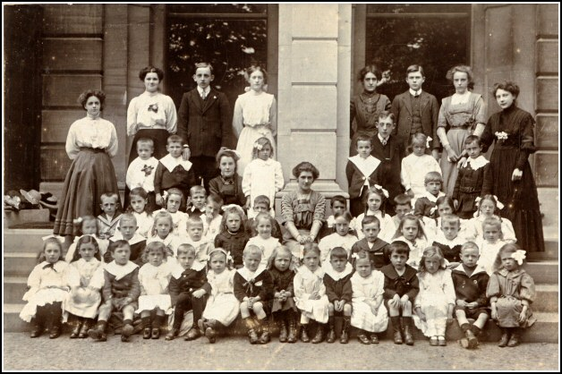 Sunday School c1909