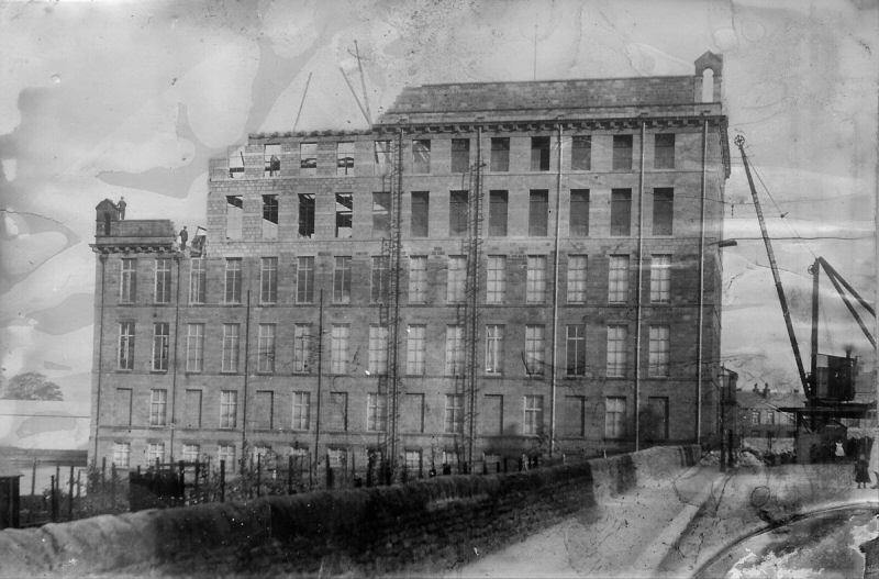 Bairstow mill exstension 1910