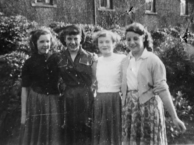 Hostel Girls 1950s