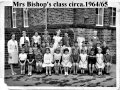 Mrs Bishop's Class 1964