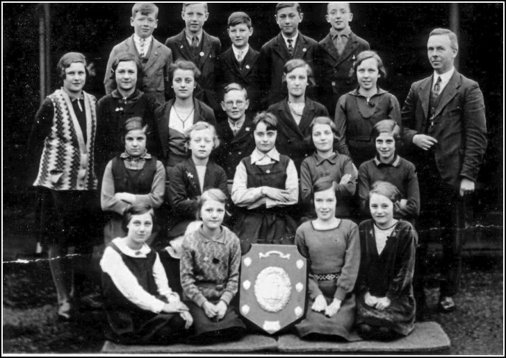 School Choir 1932