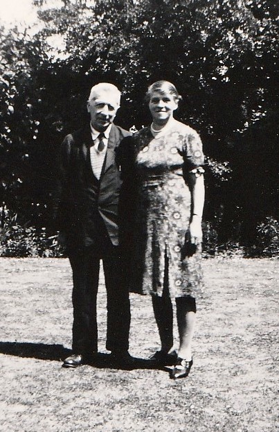 Fred and Maggie Wilson