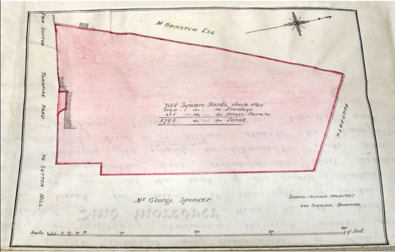 1869 deed map