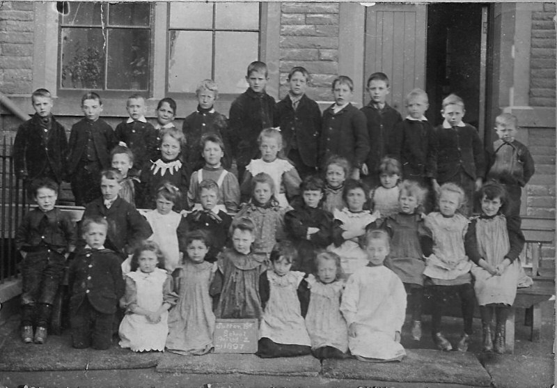 Sutton National School 1895
