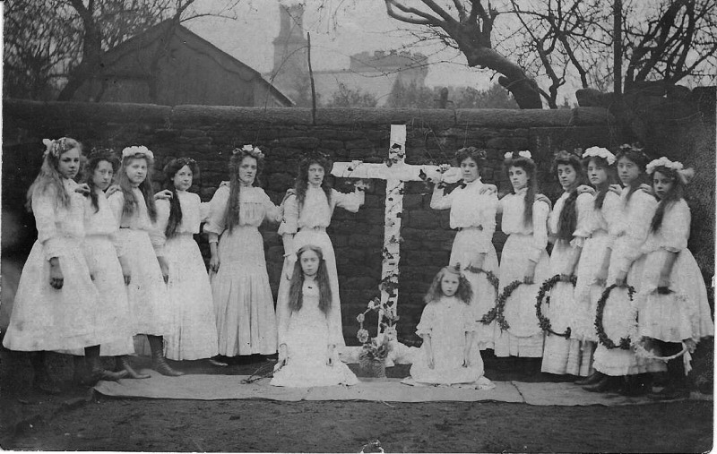 Sutton Girls 1911