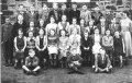 Glusburn School class photo c1952