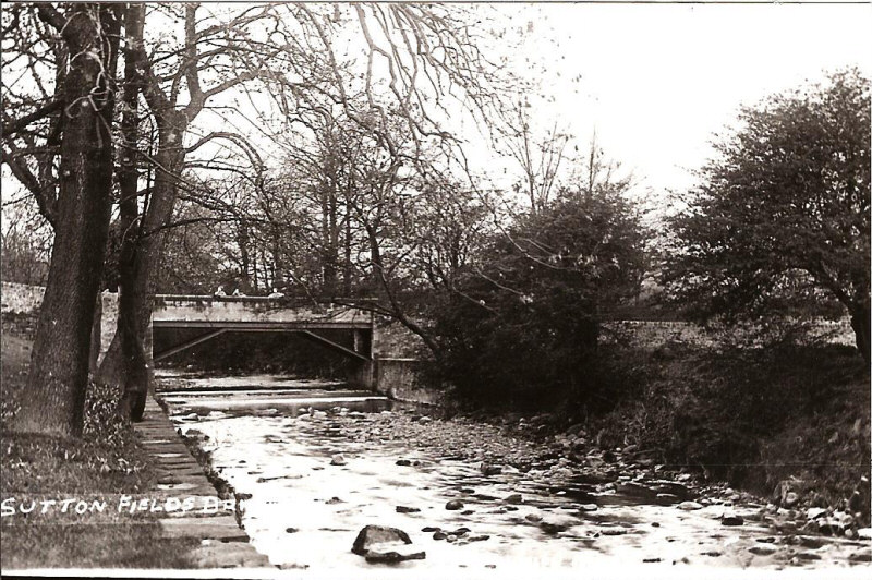 Sutton Fields Bridge