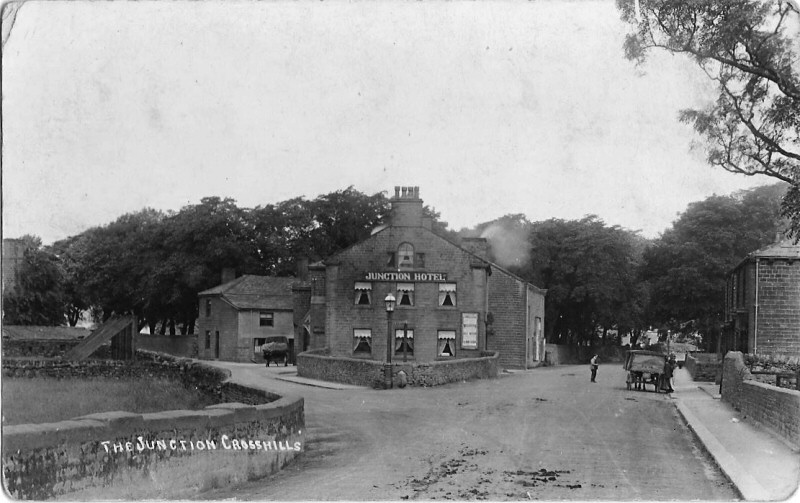 The Junction Hotel, Cross Hills