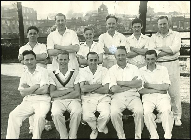 First Team taken at Glusburn 1960's