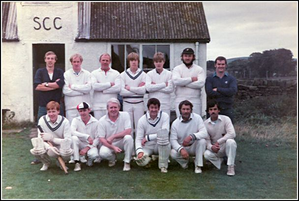 Sutton 2nd XI Keighley Cup Final 1984