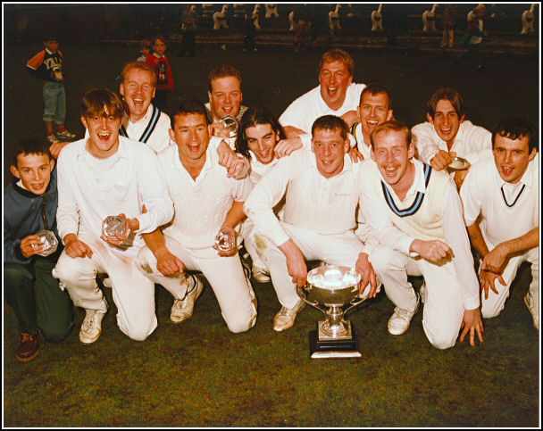 Keighley Cup 1st Team Winners