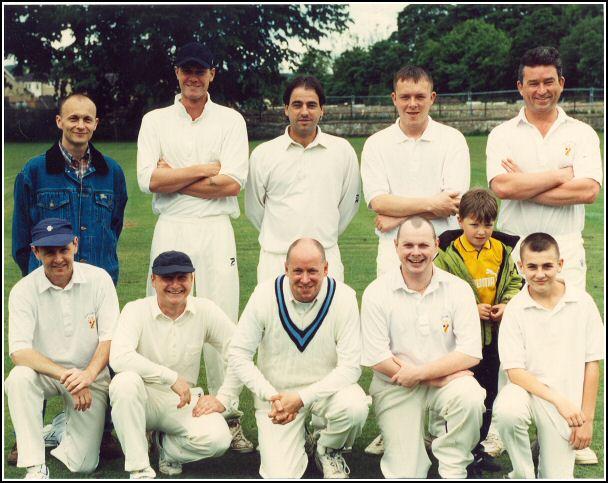 Sutton 1st Xi 2001