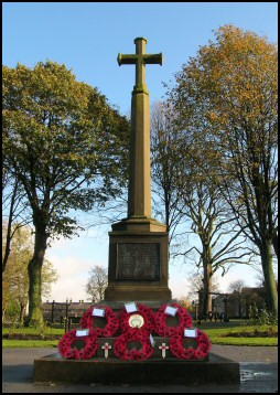 Sutton Park War Memorial